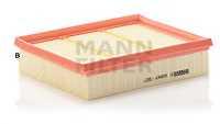 Фильтр воздушный MANN-FILTER C 2287 - изображение