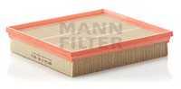 Фильтр воздушный MANN-FILTER C 25 135 - изображение