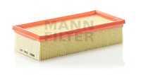 Фильтр воздушный MANN-FILTER C 2561 - изображение