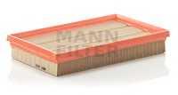 Фильтр воздушный MANN-FILTER C 2683 - изображение
