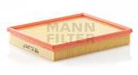 Фильтр воздушный MANN-FILTER C 2696 - изображение