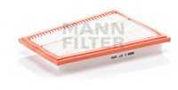 Фильтр воздушный MANN-FILTER C 27 006 - изображение