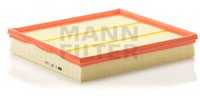Фильтр воздушный MANN-FILTER C27161 - изображение
