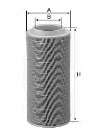 Фильтр воздушный MANN-FILTER C 28 1440 - изображение