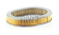 Фильтр воздушный MANN-FILTER C 2943 - изображение