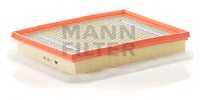 Фильтр воздушный MANN-FILTER C 30 138 - изображение