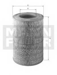 Фильтр воздушный MANN-FILTER C301730/1 - изображение