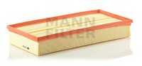 Фильтр воздушный MANN-FILTER C 39 201 - изображение