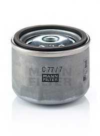 Воздушный фильтр, турбокомпрессор MANN-FILTER C 77/7 - изображение