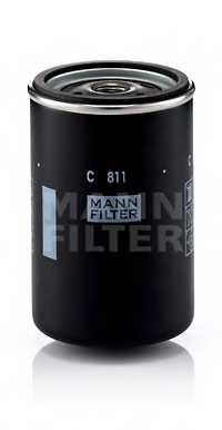 Фильтр воздушный MANN-FILTER C 811 - изображение