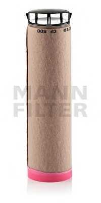 Фильтр добавочного воздуха MANN-FILTER CF500 - изображение