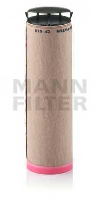 Фильтр добавочного воздуха MANN-FILTER CF 610 - изображение