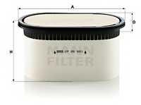 Фильтр воздушный MANN-FILTER CP23210 - изображение