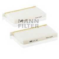 Фильтр салонный MANN-FILTER CU 21 005-2 - изображение