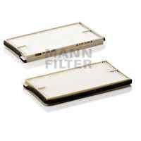 Фильтр салонный MANN-FILTER CU 22 002-2 - изображение