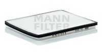 Фильтр салонный MANN-FILTER CU 2431 - изображение