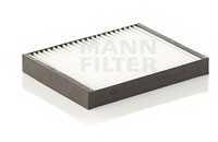 Фильтр салонный MANN-FILTER CU2513 - изображение