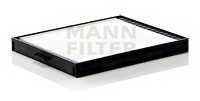 Фильтр салонный MANN-FILTER CU 2628 - изображение