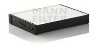 Фильтр салонный MANN-FILTER CU2647 - изображение