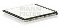 Фильтр салонный MANN-FILTER CU2734 - изображение