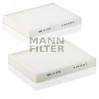 Фильтр салонный MANN-FILTER CU 2736-2 - изображение