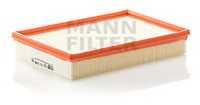 Фильтр салонный MANN-FILTER CU 2785 - изображение