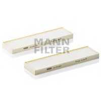 Фильтр салонный MANN-FILTER CU 29 002-2 - изображение