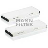 Фильтр салонный MANN-FILTER CU3023-2 - изображение