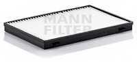Фильтр салонный MANN-FILTER CU 3943 - изображение