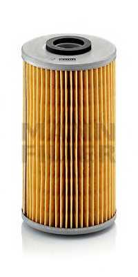 Фильтр масляный MANN-FILTER H939 - изображение