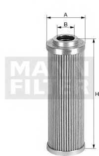 Гидрофильтр рулевого управления MANN-FILTER HD 47 - изображение