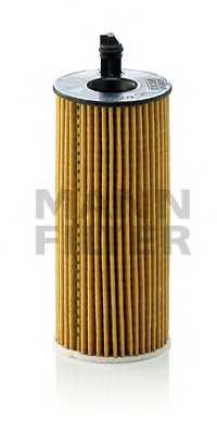 Фильтр масляный MANN-FILTER HU 6004 x - изображение