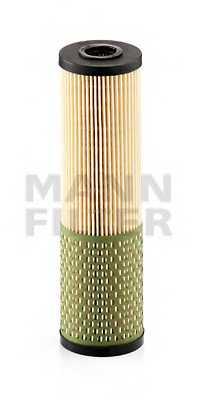Фильтр масляный MANN-FILTER HU 736 x - изображение