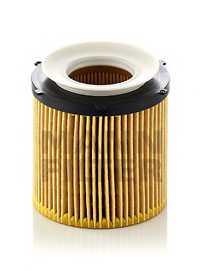 Фильтр масляный MANN-FILTER HU8002y - изображение