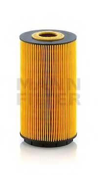 Фильтр масляный MANN-FILTER HU8010z - изображение