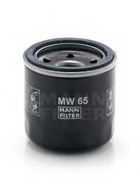 Фильтр масляный MANN-FILTER MW 65 - изображение