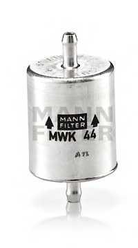 Фильтр топливный MANN-FILTER MWK44 - изображение