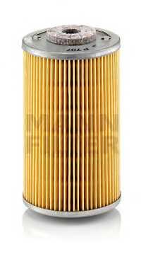 Фильтр топливный MANN-FILTER P 707 - изображение