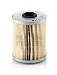 Фильтр топливный MANN-FILTER P718x - изображение