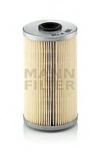 Фильтр топливный MANN-FILTER P 726 x - изображение