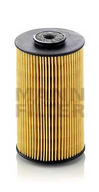 Фильтр топливный MANN-FILTER P 811 - изображение