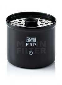 Фильтр топливный MANN-FILTER P 917 x - изображение