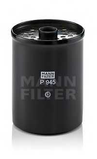Фильтр топливный MANN-FILTER P 945 x - изображение