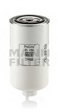 Фильтр топливный MANN-FILTER PL 250 - изображение