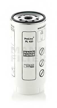 Фильтр топливный MANN-FILTER PL 420 x - изображение