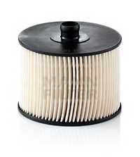 Фильтр топливный MANN-FILTER PU1018x - изображение