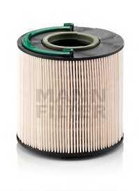 Фильтр топливный MANN-FILTER PU 1040 x - изображение
