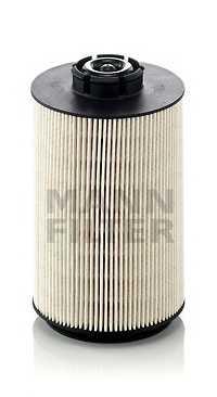 Фильтр топливный MANN-FILTER PU 1058 x - изображение