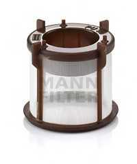 Фильтр топливный MANN-FILTER PU50x - изображение