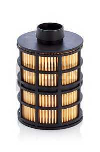 Фильтр топливный MANN-FILTER PU723x - изображение